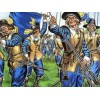 1:72 Revell Swedish Infantry (30 Years War)